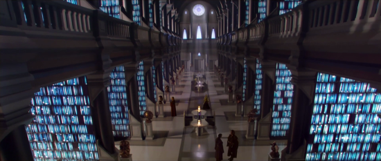 Star Wars library
